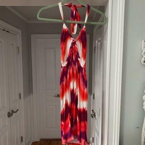 Ty dye Maxi Dress